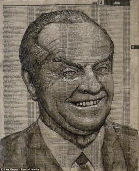Alex Queral, Jack Nicholson Sourced